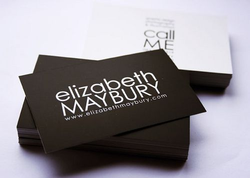 Cool Business Card Designs 70 Samples That Work Business Cards