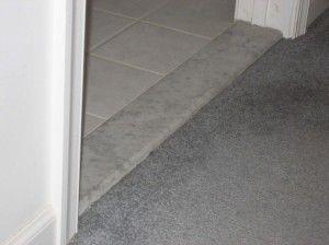 Seamless Groutless Marble Door Thresholds Door Thresholds