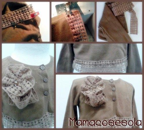 DIY chaquetas - Mamacosesola   Mamacosesola