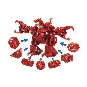 Bakugan 7 In 1 Maxus Dragonoid With Images Cool Toys For Boys