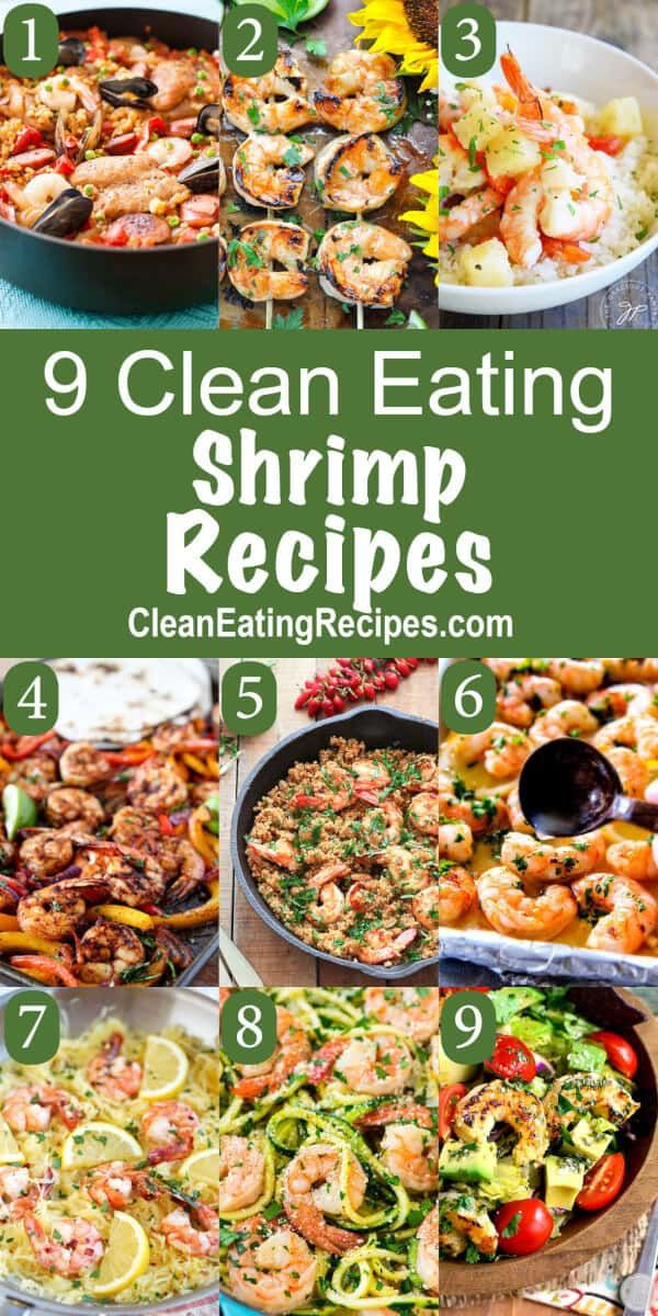 The 9 Best Clean Eating Shrimp Recipes Easy Meals images