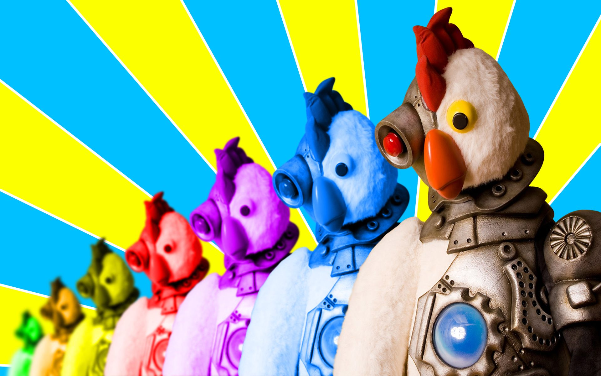 Home Browse All Warhol Robot Chicken Peripeteia Noun