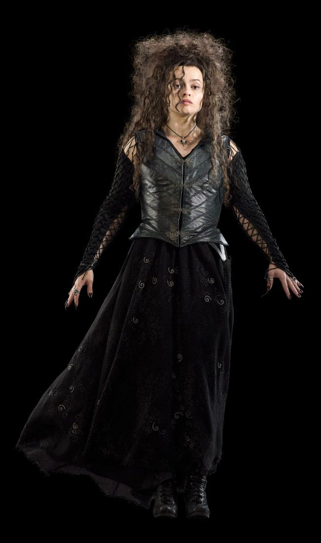 Harry potter bellatrix lestrange costume think, that