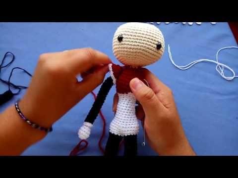 DIY Muñeca Minnie amigurumi - Patrones gratis