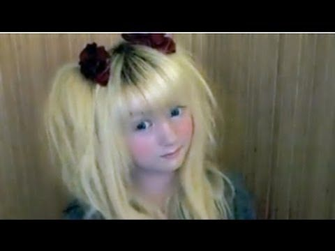 Fluffy Japanese Pigtails Youtube Hairstyles Pinterest