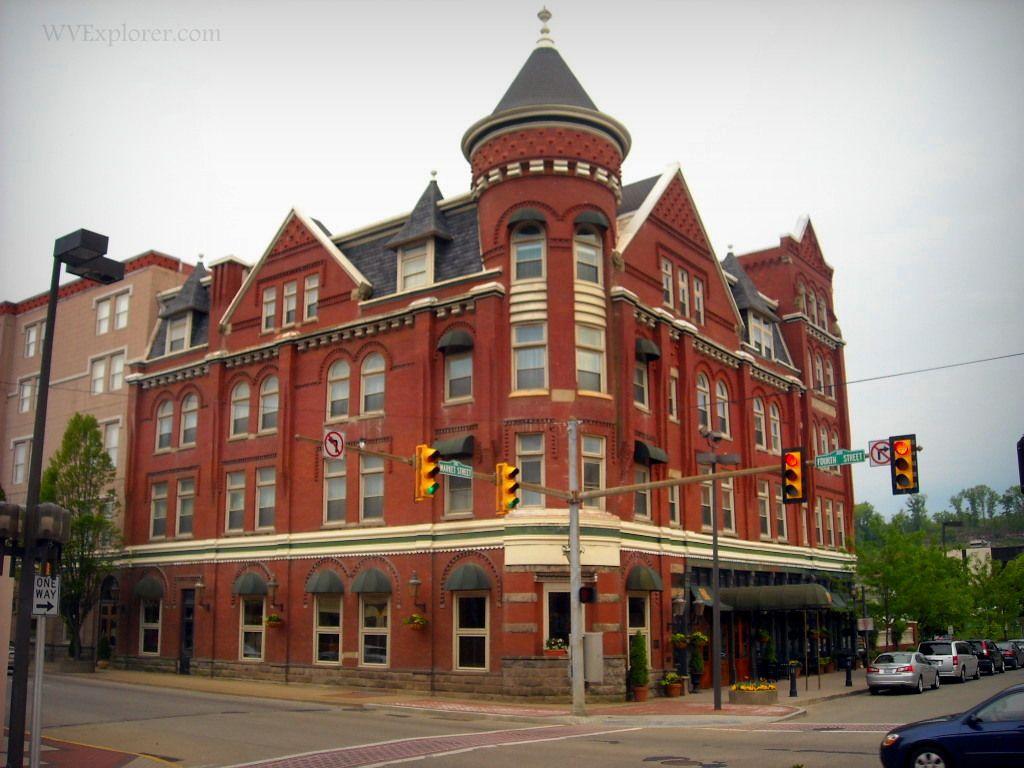 Blennerhett Hotel At Parkersburg Wv Wood County Mid Ohio Valley Region