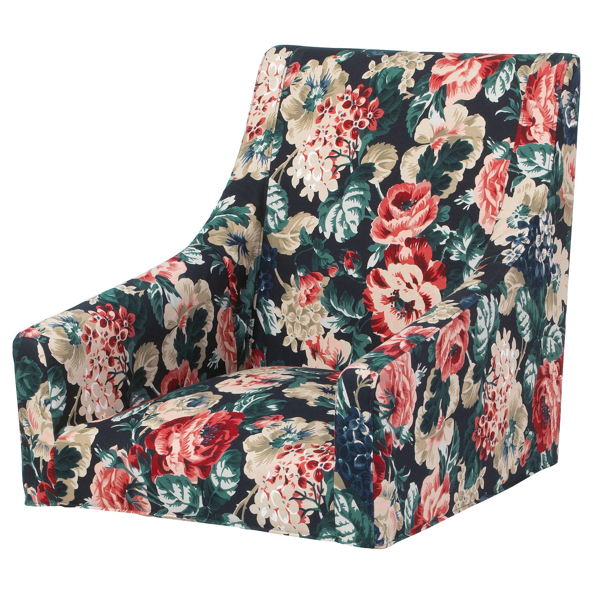 Floral Schreibtischstuhl Drehstuhl Bezüge Hussen Set