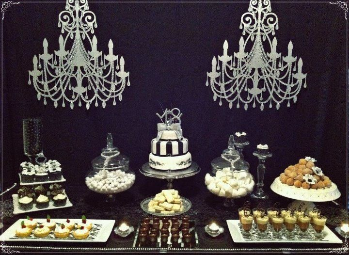 Styled by Ambrosia Buffets and Decor