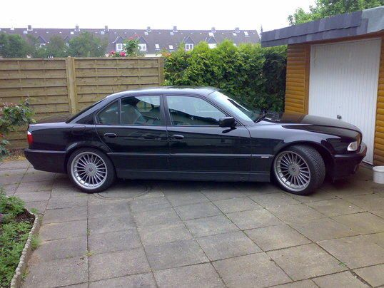 bmw 740i e38  Google Search  Old School  Pinterest  BMW