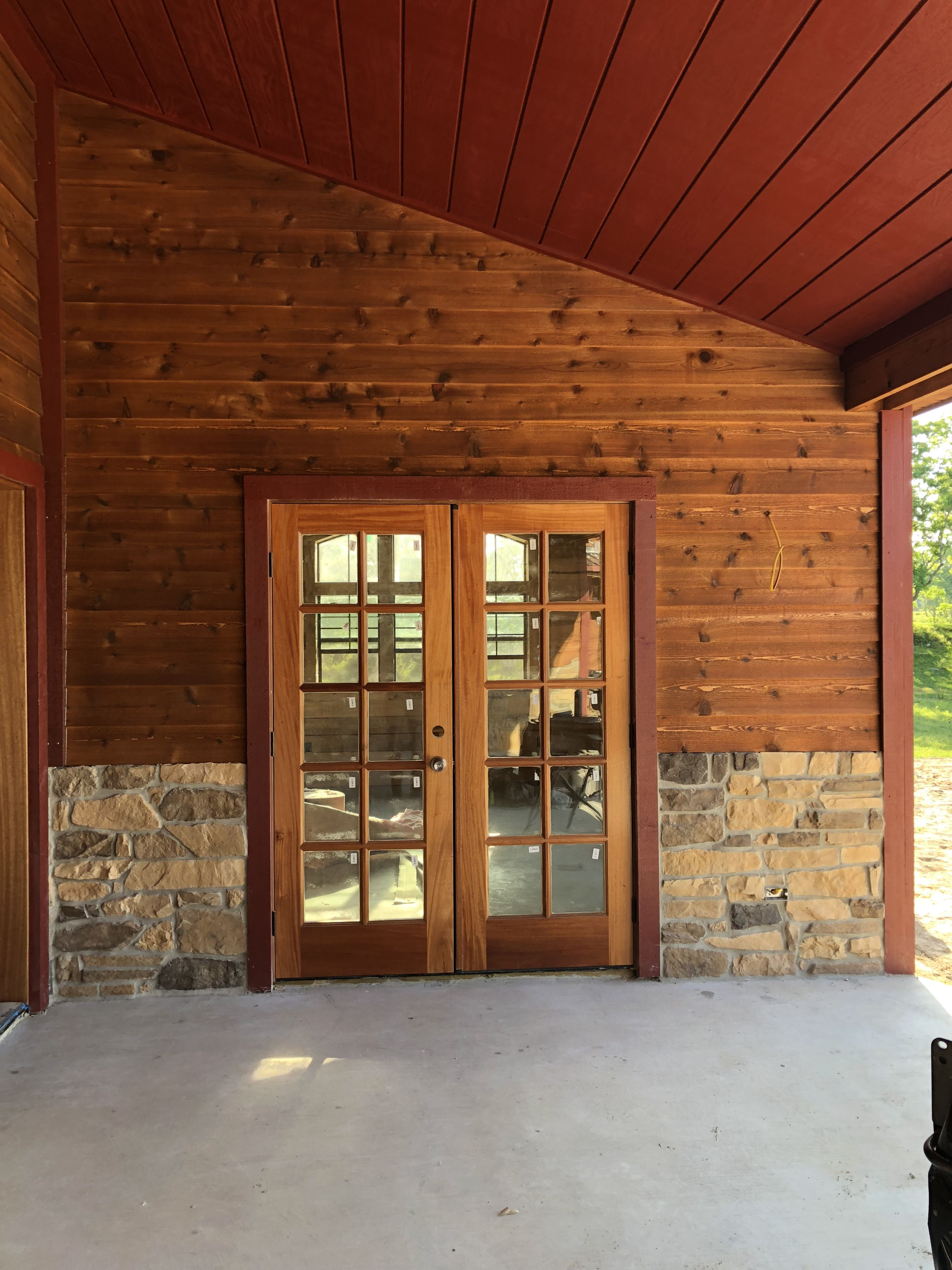 Idea By Smithbrandy1969 On Home Stone Exterior Houses Wood Siding Exterior Rustic Barn Homes