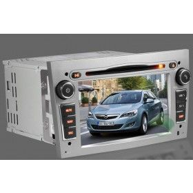 In-Dash Car DVD Gps navigation Stereo for Opel Zafira with Radio TV Bluetooth Ipod-9