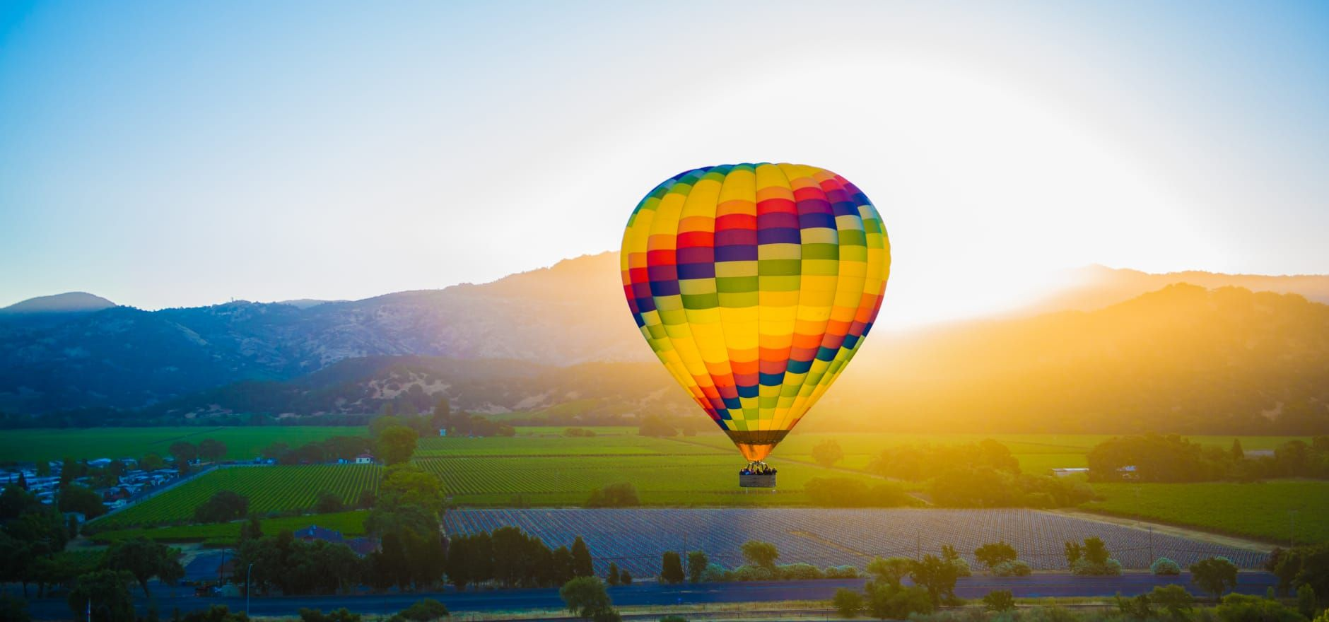 Napa Valley Hot Air Balloon Rides What to Know Before You