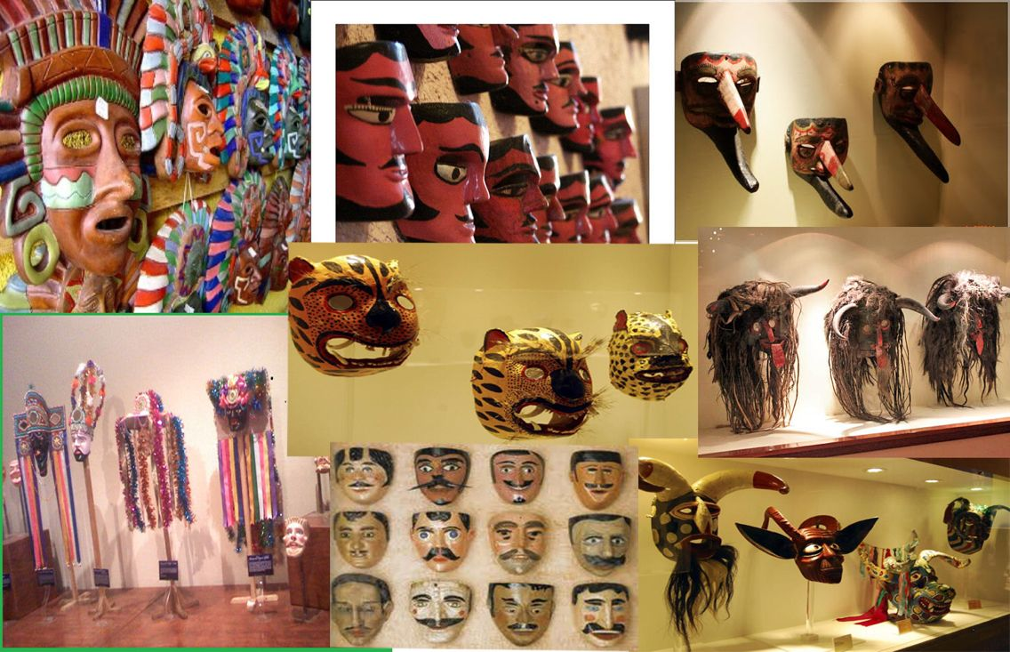 Mask displays | Wall decor | Pinterest | Masking, Display and Wall décor
