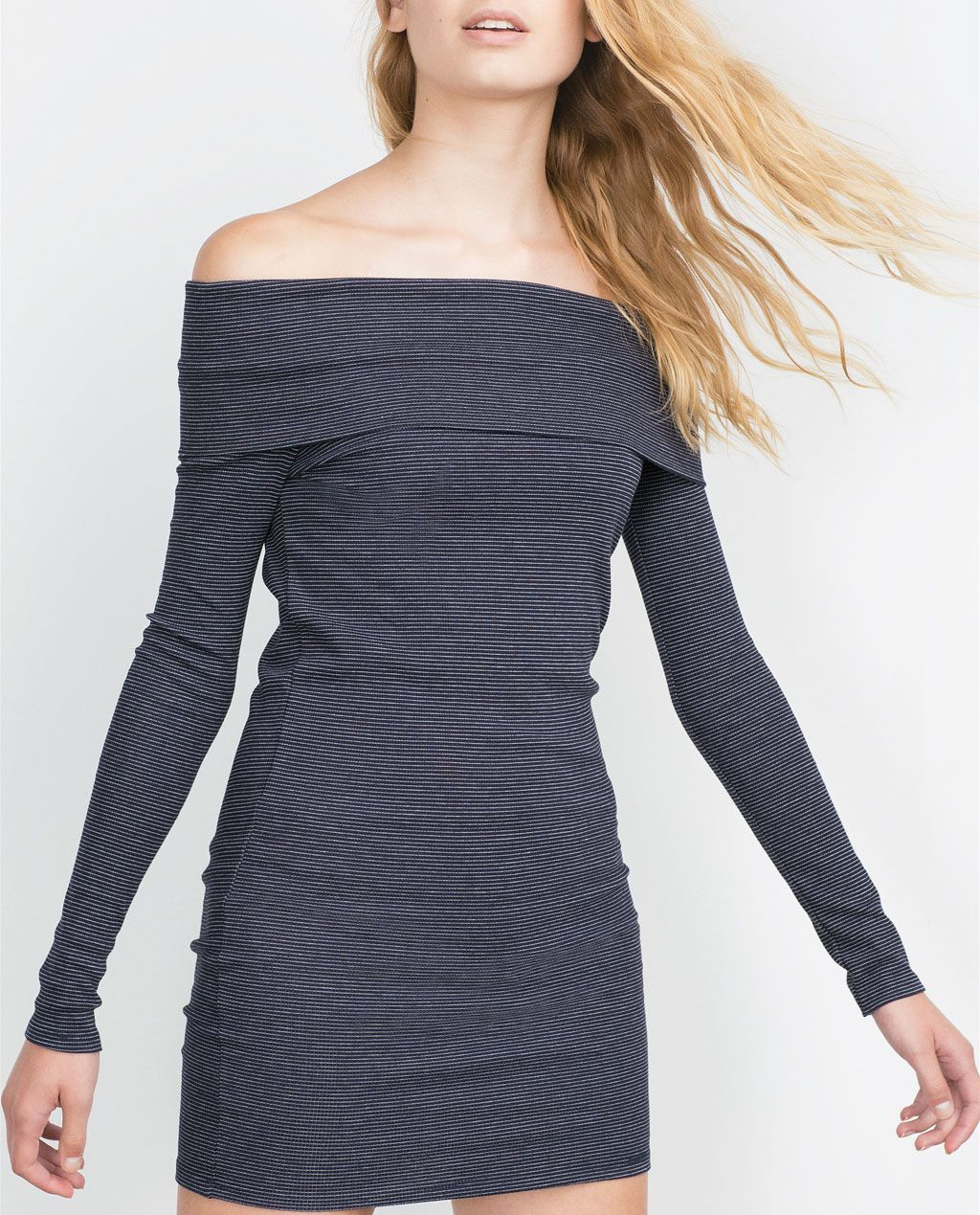 ZARA - WOMAN - BOAT NECK PRINTED DRESS   late summer, early fall ...
