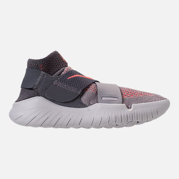 017629a5baf 2018 Official WOMENS NIKE FREE RN MOTION FLYKNIT 2018 RUNNING SHOES 942841  003 Atmosphere Grey Crimson