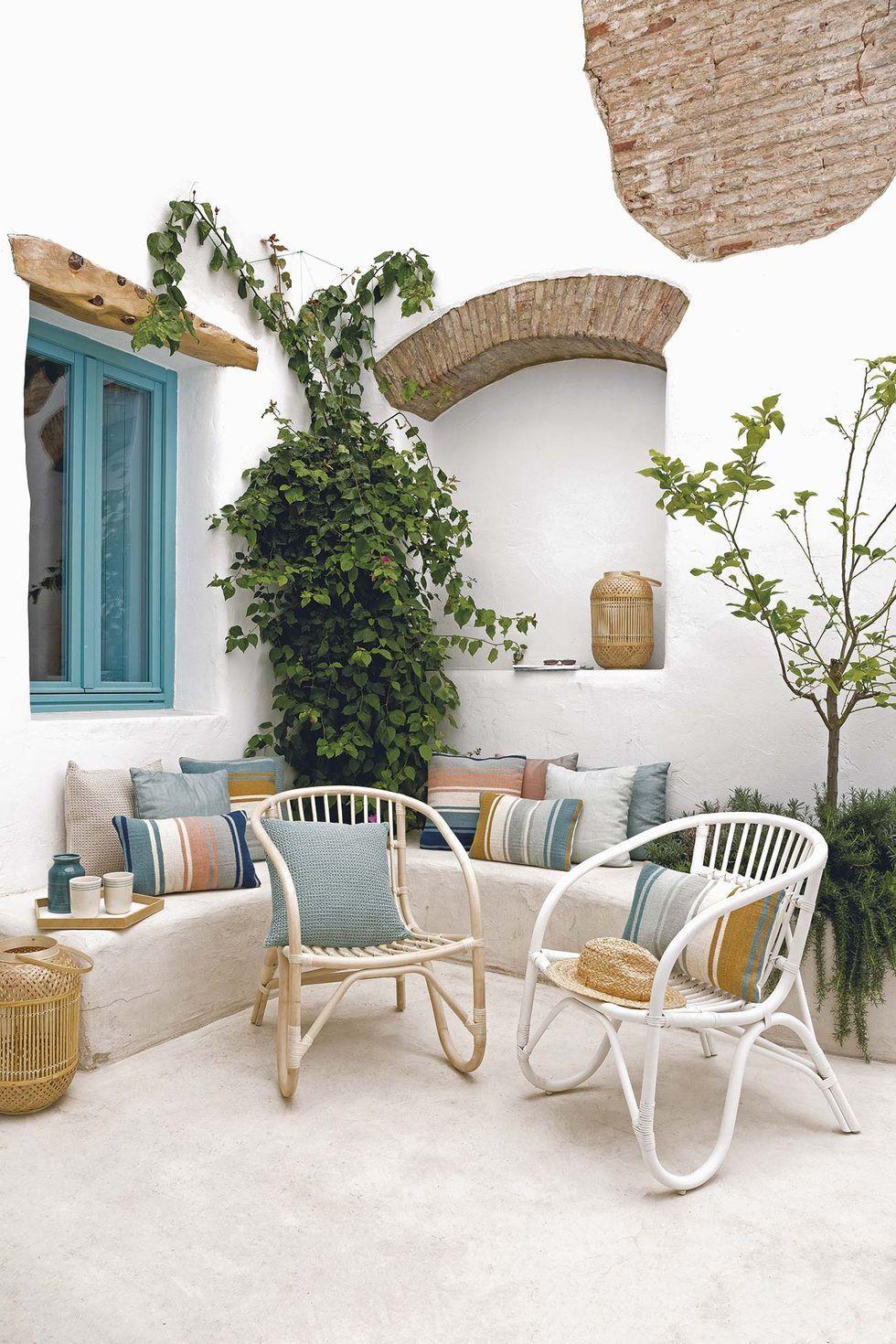 Terrasses de maisons de vacances qui nous font rêver   Terrasse ...