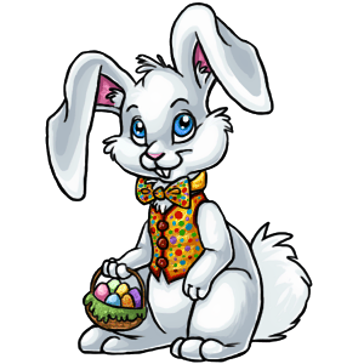 images for u003e easter rabbit vector holidays easter pinterest
