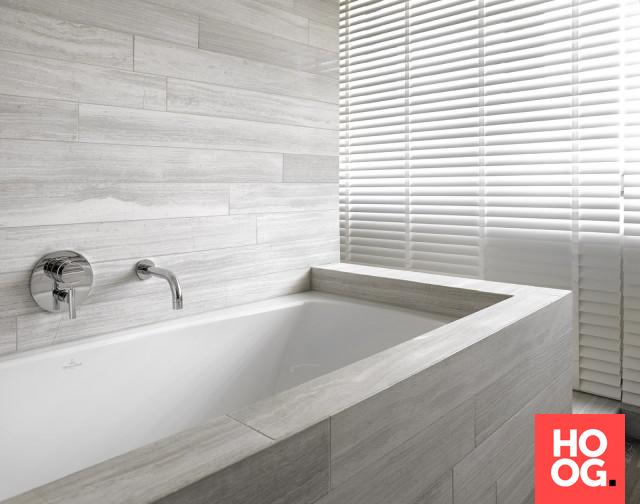 Luxe badkamers inspiratie met ligbad | badkamer ideeën | design ...