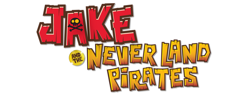Jake and the neverland pirates logo (With images