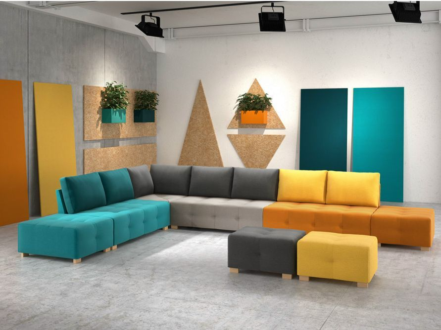 Modern Sectional Sofas With A Knack For Looking Stylish Ecksofas Sofa Design Moderner Schnitt