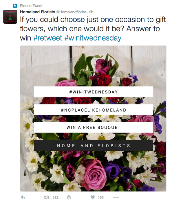 Best Examples of Contest and Giveaway Hashtags [Updated ...