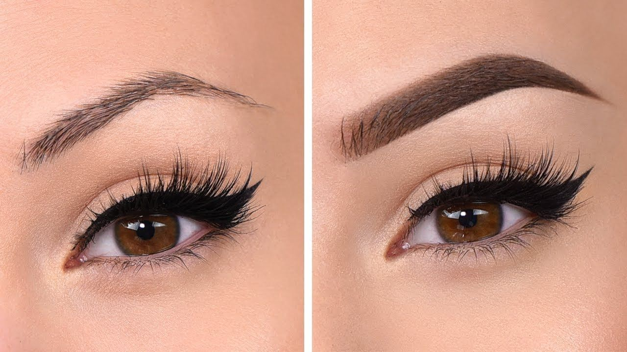 PERFECT EYEBROWS TUTORIAL | Everything You Need To Know