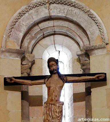 Resultado de imagen de cristo de santiago segovia