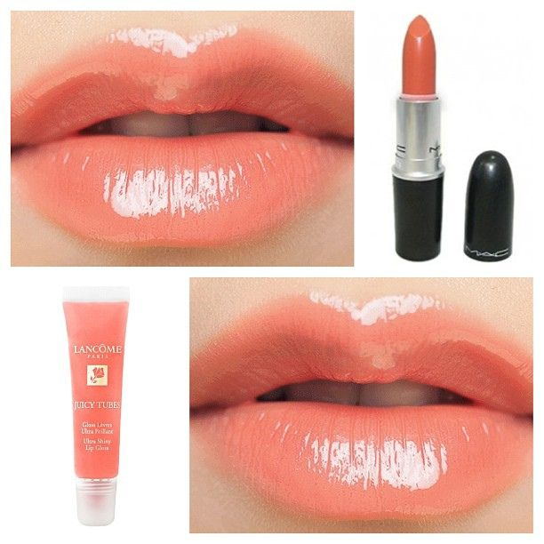Light Coral Peachy Pink Lip Recipe Macs Lipstick In -7759