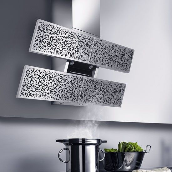 Statement Extractor Fans Our Pick Of The Best Kitchen Hoods