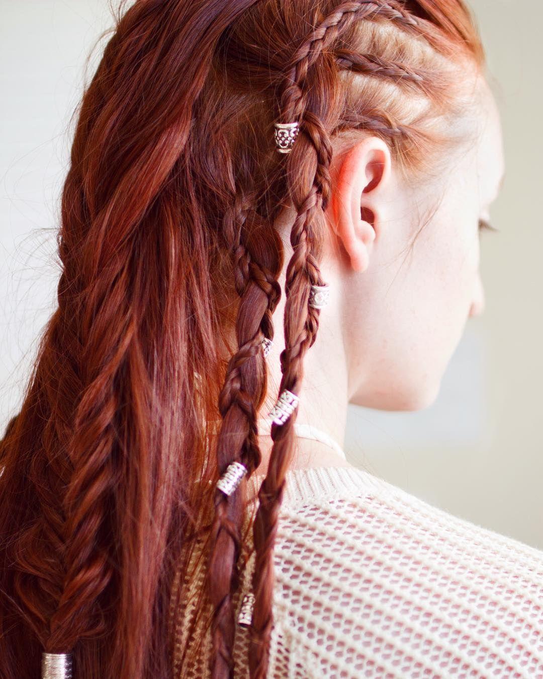 Wedding Hairstyles Games: Vikinghair