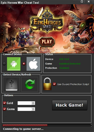 How To Get Unlimited Gems And Gold Epic Heroes War Choose Your Story Epic Heroes War Cheats Epic Heroes War Hack Am Epic Hero Tool Hacks Android Hacks
