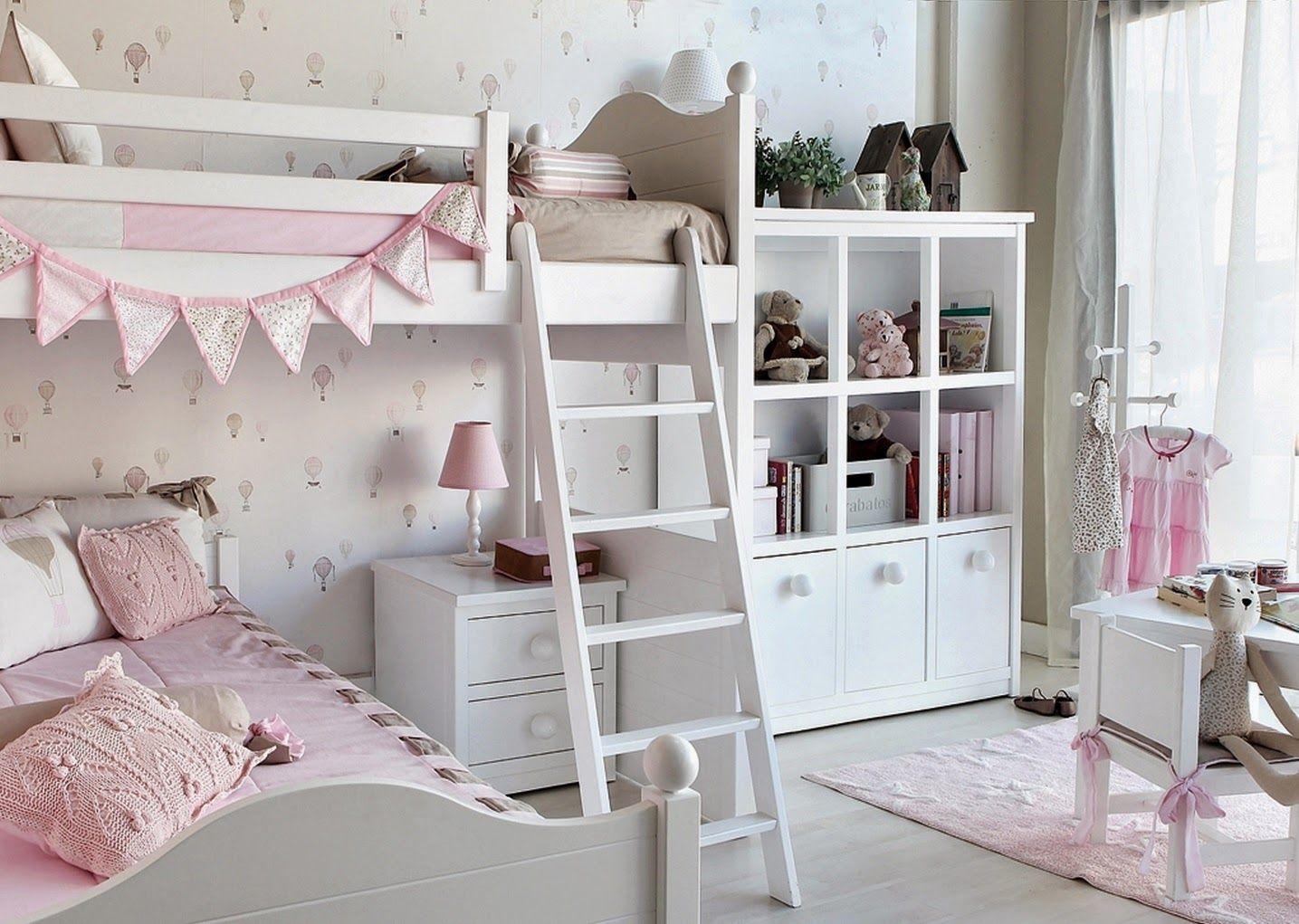 Arquitetura do im vel quartinhos de crian a pinterest - Habitaciones infantiles nina ...