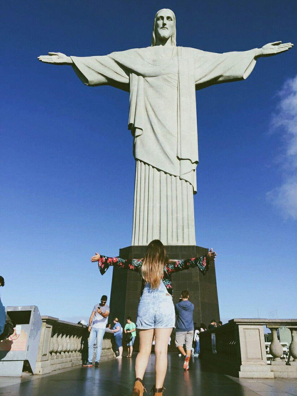 Cristo Redentor Rj 2017 Fotos Do Rio Cristo Redentor Ideias Para Ferias