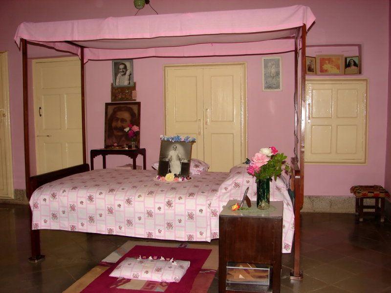 Meher Babas Room - Meherazad