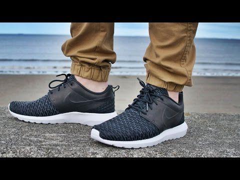 Nike Roshe Une Interdiction De Nuances Flyknit