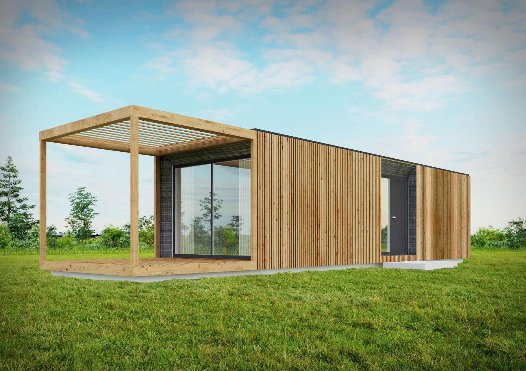 Mc Cube Wohnen Mc Cube Home Häuser zum Mitnehmen