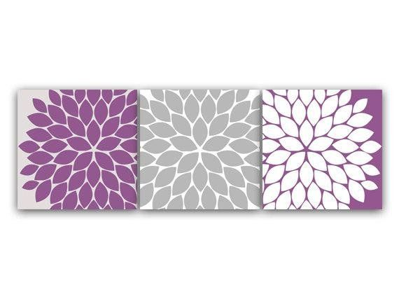 Best Purple And Gray Wall Decor Inspirational Home Decor Wall 640 x 480