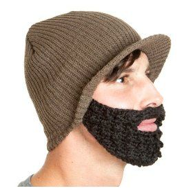 It's getting cooler out. Who's going to be the first #weirdo to get a #beardo ???