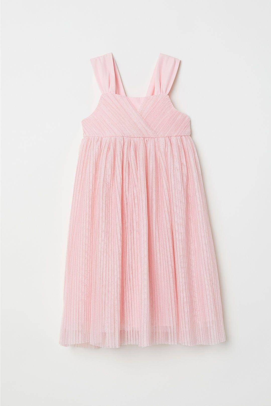 1c88e7615 H&M Glittery Mesh Dress - Pink   Swimsuit Swimwear Bodysuit Bikini ...