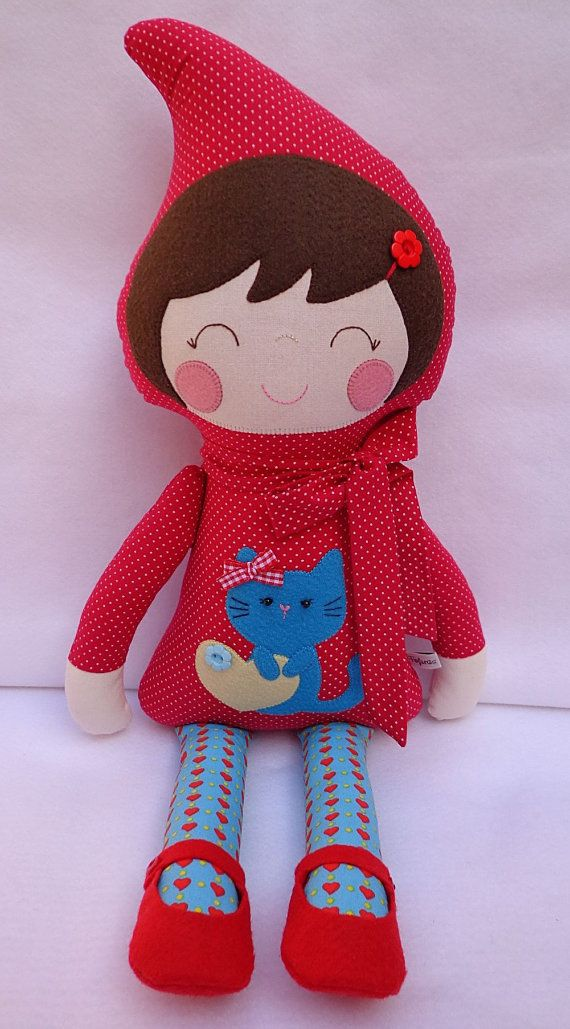 Little Red Riding Hood Little Red Riding by dollsfofurasbyleila