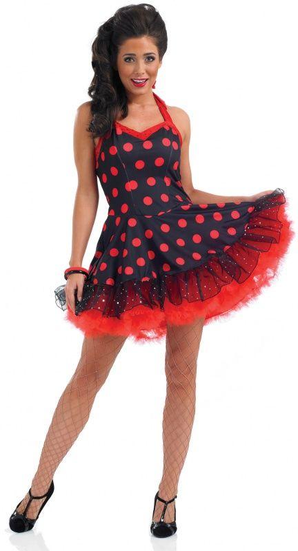 FUN2793 Rock u0027Nu0027 Roll Dress  sc 1 st  Pinterest & FUN2793 Rock u0027Nu0027 Roll Dress | Fancy dress ideas | Pinterest