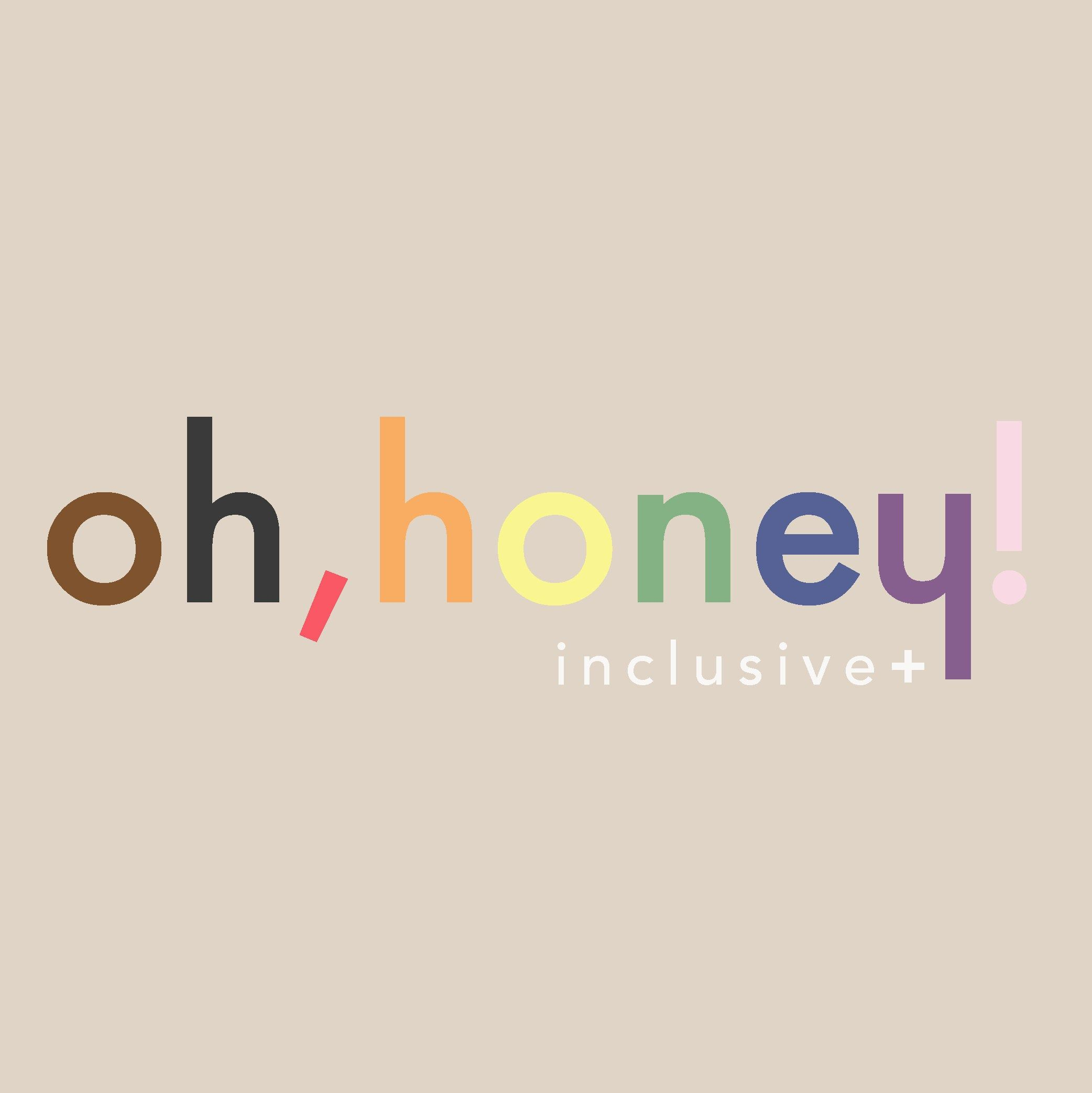 We are an all inclusive clothing brand for LGBTQ+ and allies alike. We're here to bend the lines of gender norms create a safe community and of course, look good as hell doing it ;). Welcome to oh, honey inclusive+ here you are loved! . . #lgbtq #lgbtqart #nonbinary #nonbinaryfashion #tomboyfashion #lesbianfashion #lgtbqcommunity #safeplace #graphictshirts #trendingshirts #intersex #bisexualpride #lgbtqallies #transart #transgender #transgenderpride #pansexualflag #pansexual #genderqueer #queer
