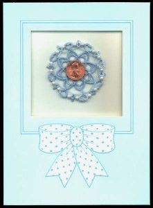 Penny Baby Card