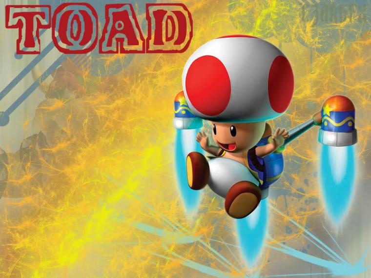 75 Toad Wallpaper On Wallpapersafari Wallpaper Toad Backgrounds Desktop