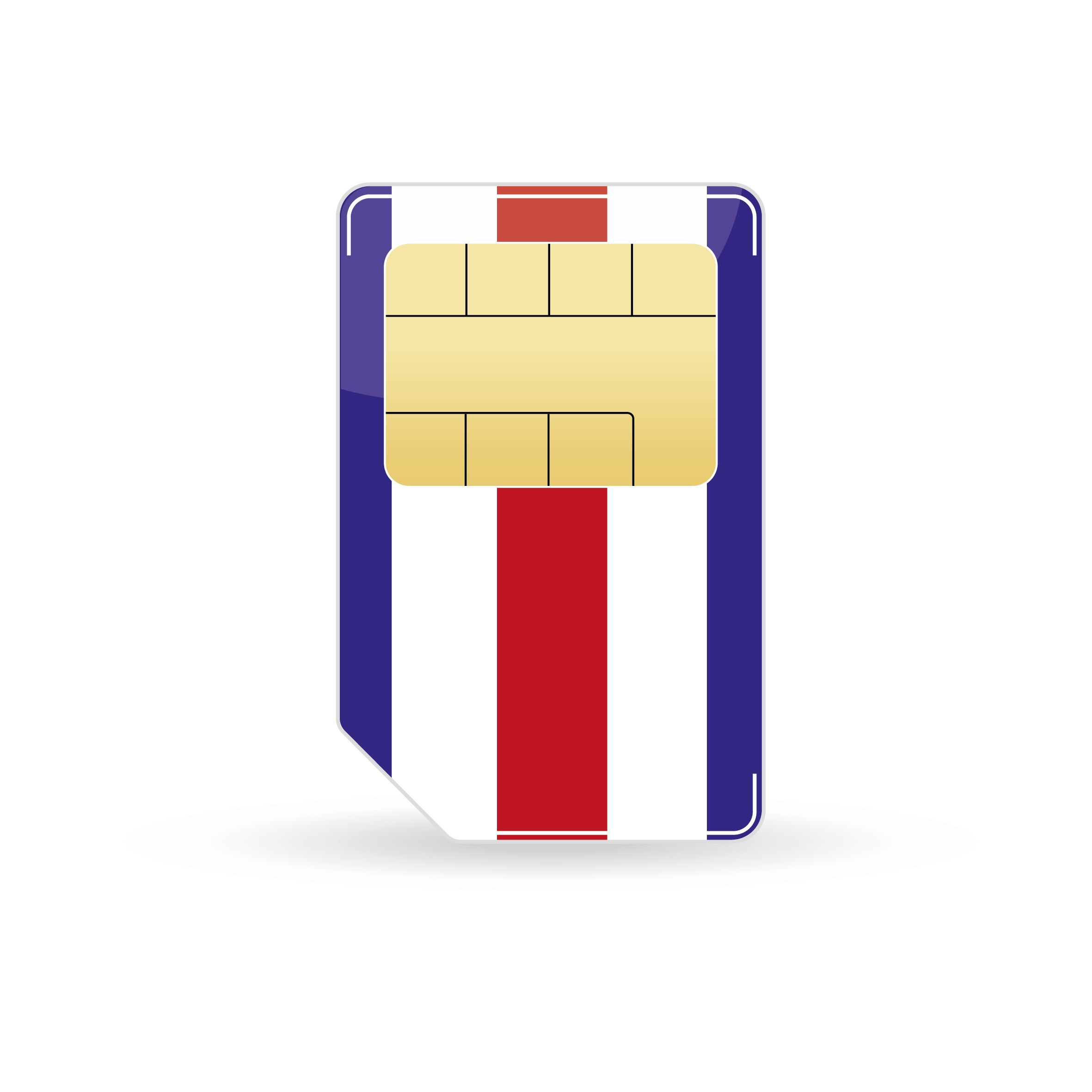 Costa Rica Prepaid Sim Karte Sim Karte Karten Und Costa Rica
