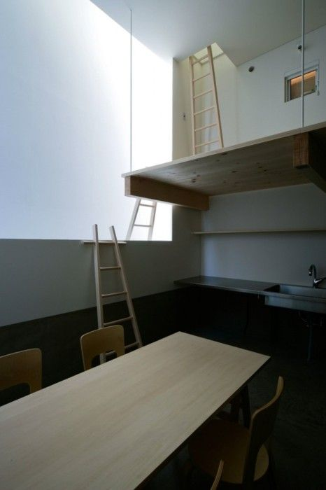 minimalisastateofmind:    Jun Igarashi Architects - Rectangle of Light