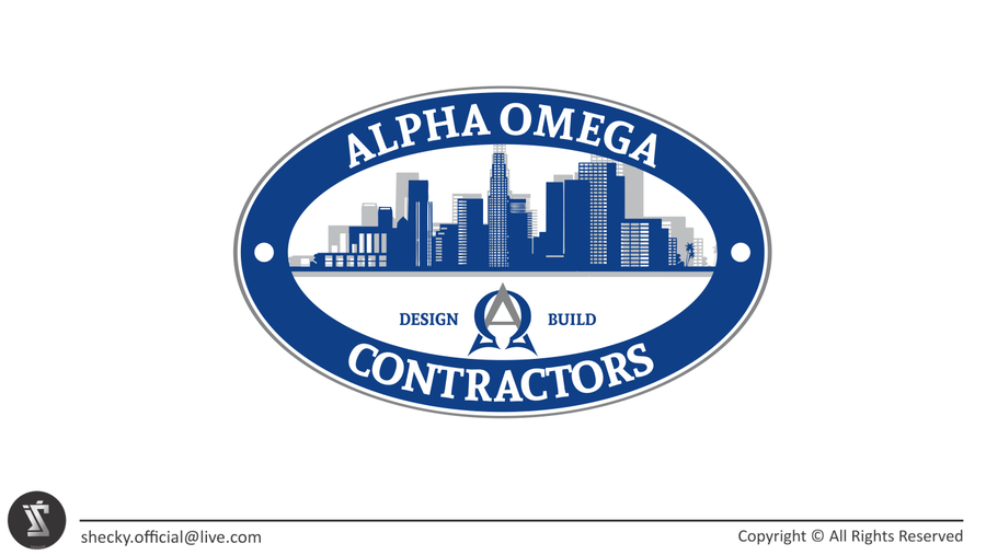 Create the Alpha Omega Contractors Logo!! by shecky