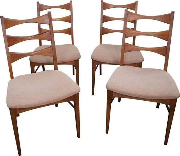 Vintage Bow Tie Chair Dining Chairs Ladder Back Dining Chairs