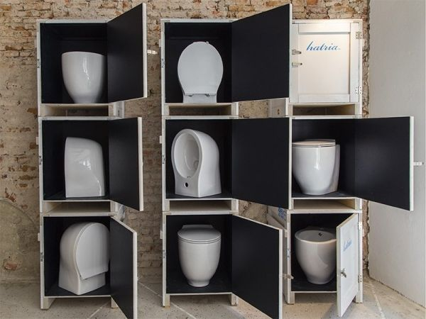 habibath milano - produzione sanitari di design in ceramica ... - Arredo Bagno Produzione