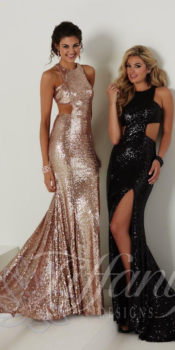 11cb05f75da Tiffany 16140 Prom Dress - Tiffany Designs - 16140 -  278.00